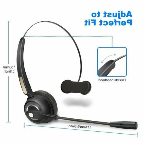 Wireless Headset Call Noise
