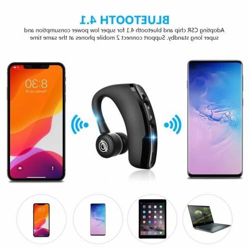 Wireless Bluetooth Hands Free Earpiece for iPhone