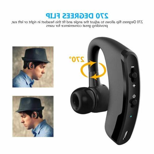 Wireless Bluetooth Headset Hands Free for iPhone