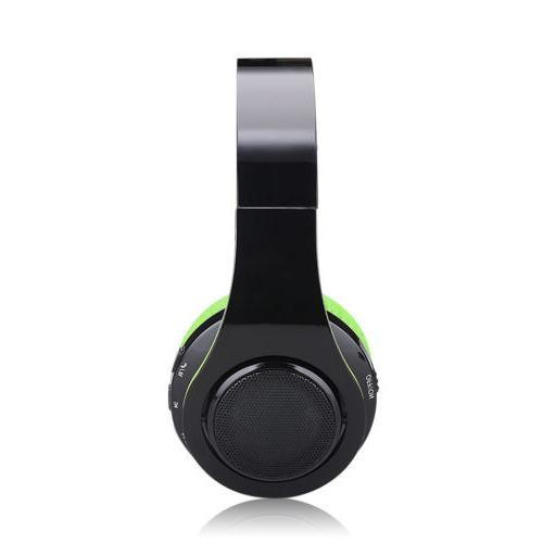 Wireless Bluetooth Stereo Headsets SD USB
