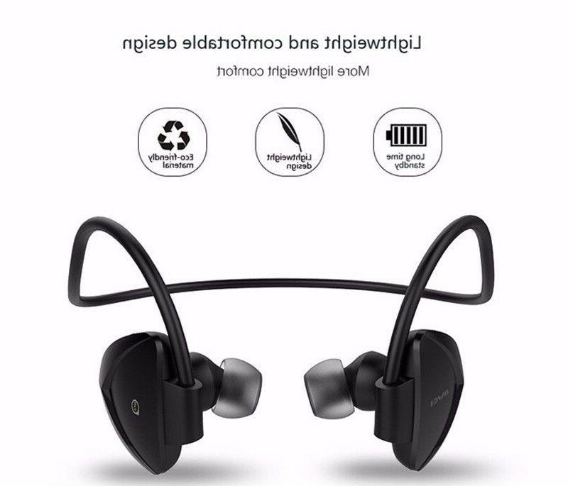 Stereo NFC Earphone Mic A840BL