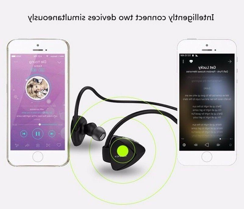 Awei Stereo NFC Earphone Mic A840BL