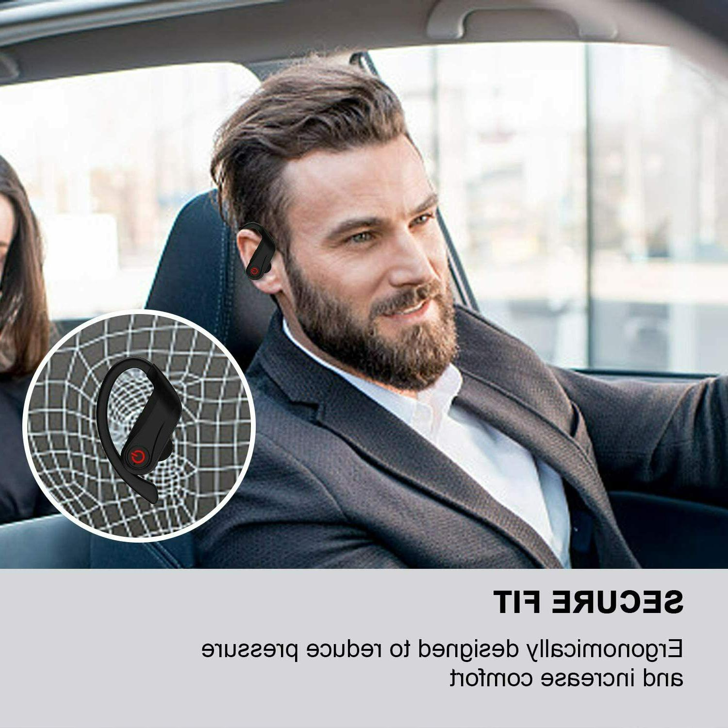 Wireless Earbuds,TWS Bluetooth Earbuds with 950mAh Case