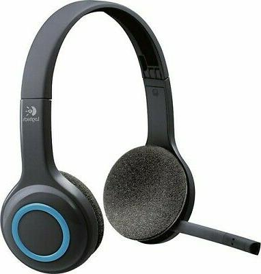 wireless headset h600 over head