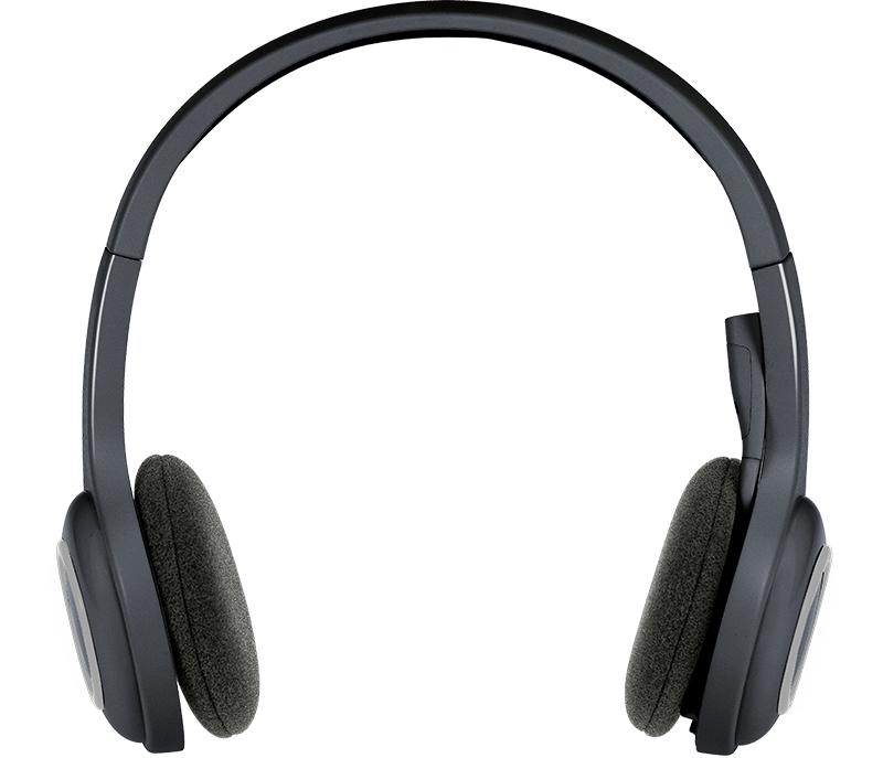 Logitech Wireless with Mic Noise-Canceling Headset 981-000341