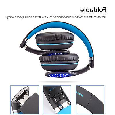 Wireless Pro Headset for Xbox PS4 With and