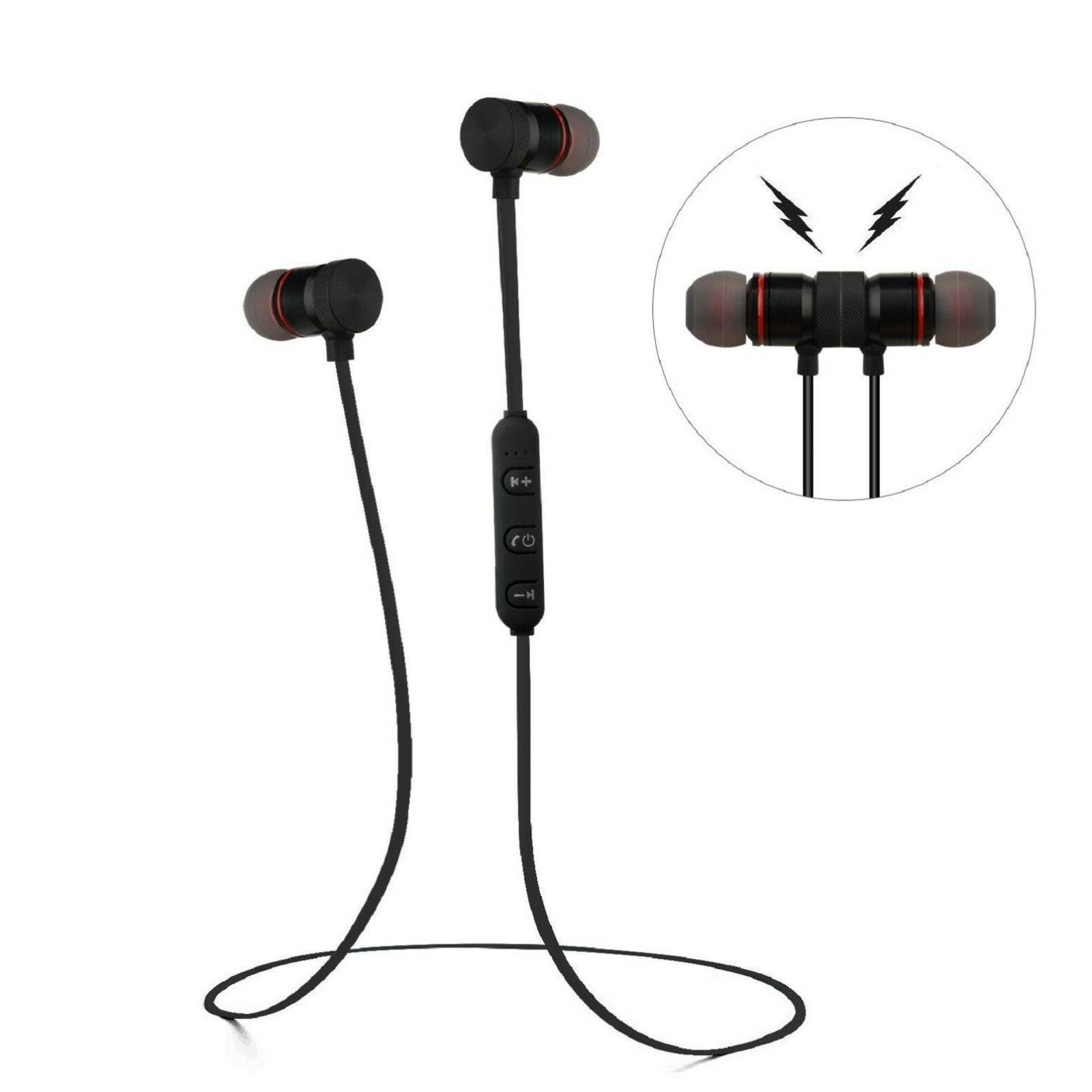 Wireless In-Ear Stereo Headset
