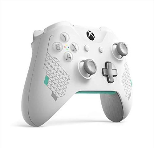 Xbox Sport White Special Edition