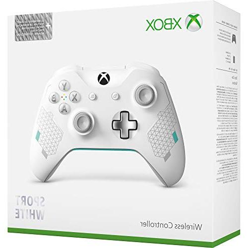 Xbox - Sport White Special Edition