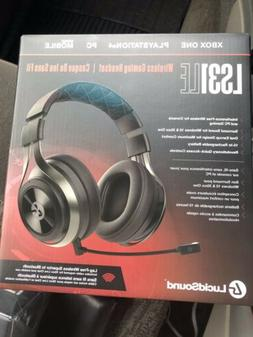 LucidSound LS31LE Universal Wireless Gaming Headset -New GOO
