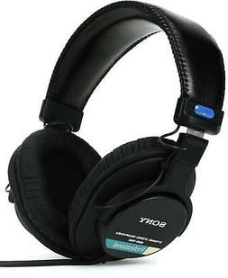 Sony MDR-7506 Closed-back Professional Headphones