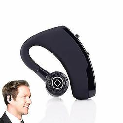 Mic Bluetooth Headset Wireless Sports Earphones HD Stereo In