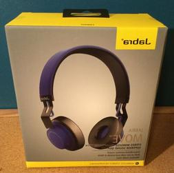Jabra Move Cobalt Blue Headphones Stereo Wireless Bluetooth