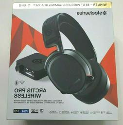 NEW Steelseries Arctis Pro Wireless Headset Gaming Audio Sys