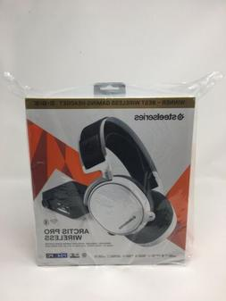 NEW SteelSeries Arctis Pro Wireless Gaming Headset With Blue