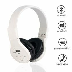 NEW  Wireless FM Radio Headset Active Noise Canceling 4 in 1