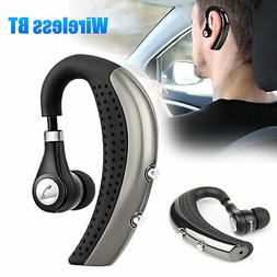 Noise Cancelling BT Wireless Headset Earphone with Mic for T