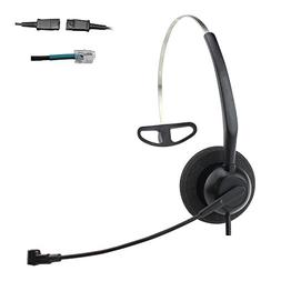 ClearCall Office Headset w/Flexible Mic for Cisco Phones 794