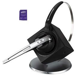 Sennheiser OfficeRunner Wireless Headset Bundled with Headse