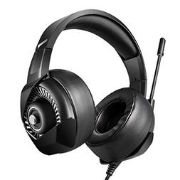 iSkylie ONIKUMA K6 Stereo Gaming Headset Gaming Noise Cancel