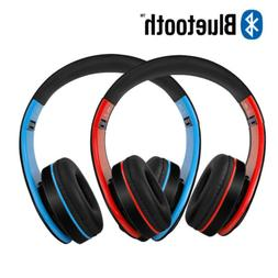 Over-ear Headphone Headsets Bluetooth Wireless/Wired Super B