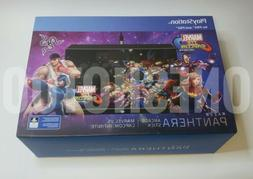 RAZER Panthera Arcade Stick PS4 • New, Sealed • Marvel v