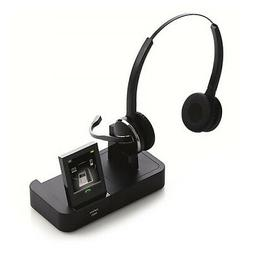 Jabra PRO 9460 Duo Noise-Canceling Wireless Headset 9460-69-