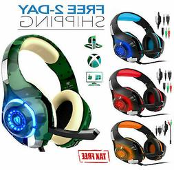 pro gaming headset with mic xbox one