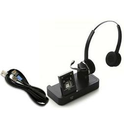 PRO9460 Duo with EHS Aastra 14201-10 DECT 6.0 Wireless Heads