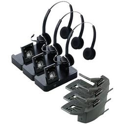 PRO9460 Duo with lifter-3 DECT 6.0 Wireless Headset with 3 W