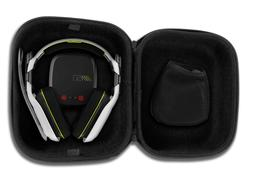 CASEMATIX Protective Gaming Headset Travel Case Bag – Fits