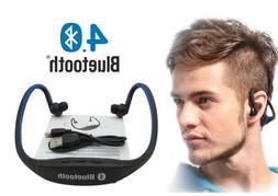 Rechargeable Bluetooth Wireless Headphones Neckband for tabl