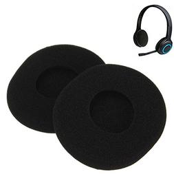 Replacement Ear Pads Ear Cushions for Logitech Wireless H800
