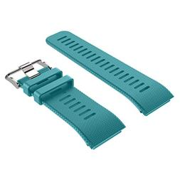 Alimao Replacement Soft Silicagel Sports Watch Band Strap Fo
