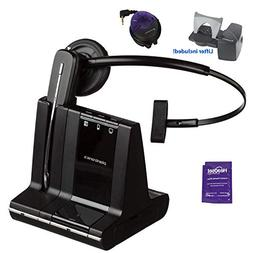 Plantronics Savi W740 Wireless Office Headset System