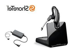 ShoreTel Compatible Plantronics CS530 VoIP Wireless Headset