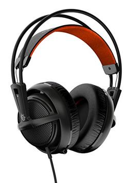 SteelSeries Siberia 200 Headset - Stereo - Black - Mini-phon