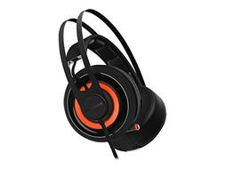 SteelSeries Siberia 650 Headset - Black - USB, Mini-phone -