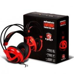 Steelseries Siberia V2 Full-size Red MSI Dragon Edition Head