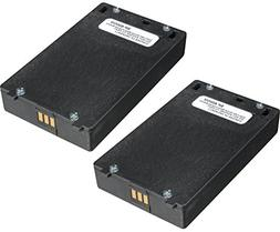Telex TR-825 Wireless Headset Battery Combo-Pack includes: 2