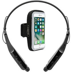 LG TONE TRIUMPH HBS-510 wireless Bluetooth headset - Black