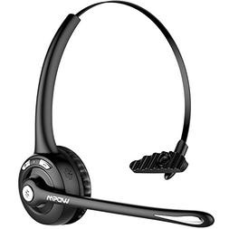 Mpow Trucker Bluetooth Headset/Cell Phone Headset with Micro