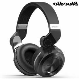Bluedio Turbine T2S 5.0 Headphone Wireless With Mic FM Stere