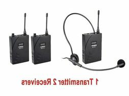 uhf 938 uhf acoustic transmission wireless headset