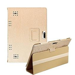 universal folio leather stand cover