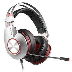 XIBERIA 7.1 Gaming Headset Mic for PC PS4 Playstation 4 Lapt