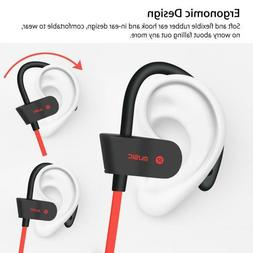 Sweatproof Bluetooth Earbuds Sports Wireless Headphones in E