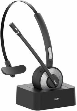 Willful M98 Wireless Headset with Microphone Charging Dock