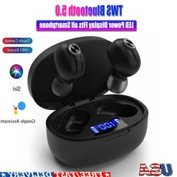 Wireless Bluetooth 5.0 Headphones Headset Earbuds Earpod For