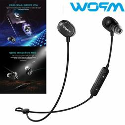 Mpow Wireless Bluetooth Headphones Headset Sport Stereo Earp
